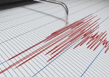 Yunanistan'da deprem! 5,1 şiddetinde