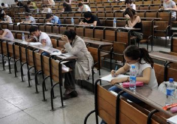 Üniversite sınavında 15 bin aday 1 soru bile çözemedi