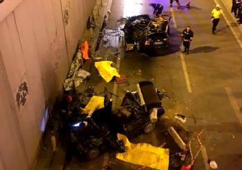 Konya'da feci kaza! 7 kişi hayatını kaybetti