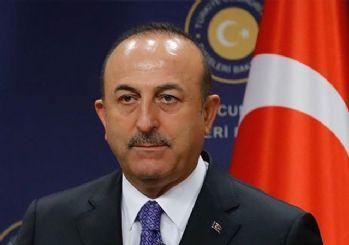Mevlüt Çavuşoğlu'ndan F-35 açıklaması: Karşı adımlar atarız!
