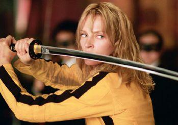 Tarantino Yeni Kill Bill için Uma Thurman'la görüşüyor