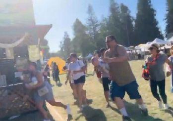 ABD'de festivalde silahlı saldırı: 3 ölü, 15 yaralı