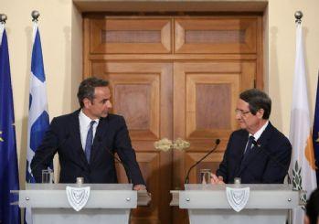Yunan Başbakanı Miçotakis: Kıbrıs'ta Türk işgali son bulsun