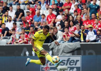 Fenerbahçe, Real Madrid'e 5-3 mağlup oldu
