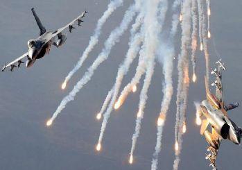 Kuzey Irak'ta harekat: 5 terörist etkisiz hale getirildi