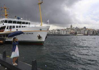 Marmara'ya yağış uyarısı!