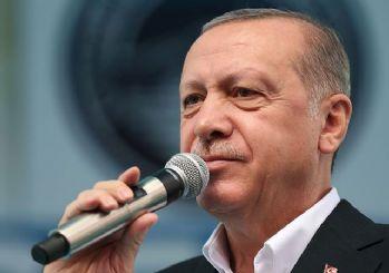 Erdoğan İstanbul-İzmir Otoyolu töreninde: Devletin kasasından bir şey çıkmıyor