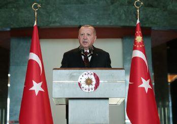 Erdoğan'dan 'S-400'ler NATO'ya zarar verir' iddiasına yanıt: Kimse kimseyi aldatmasın!