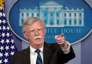 Bolton'dan Rusya'ya: Maduro'yu desteklemeyi bırakın