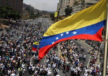 Venezüella'dan Trump'a tepki