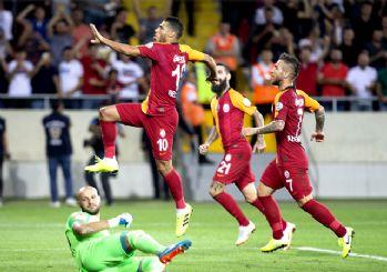 Süper Kupa Galatasaray'ın! Belhanda attı, Cimbom kazandı