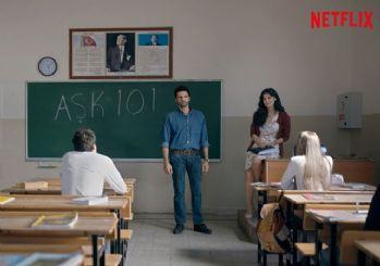Netflix'in Türk yapımı dizisi Aşk 101'den ilk teaser paylaşıldı