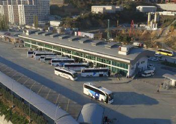 Esenler Otogarı'nın otoparkı İBB'ye geçti
