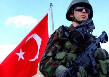 Afrin'deki TSK üssüne saldırı: 2 asker yaralandı