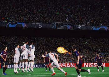 UEFA yılın golünü seçti!