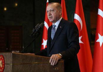 Erdoğan'dan Kurban Bayramı mesajı!