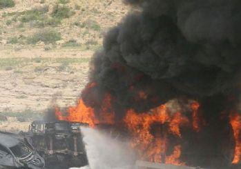 Tanzanya'da yakıt tankeri patladı: 57 ölü