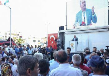 Dışişleri Bakanı Mevlüt Çavuşoğlu: Amerika sözünü tutmadı!