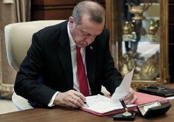 Cumhurbaşkanlığı atama kararları yayınlandı!