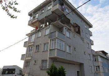 İstanbul Sancaktepe'de dairede patlama: 1 yaralı