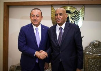 Çavuşoğlu: Türkiye'nin Sudan'a desteği artarak devam edecek