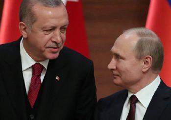 Erdoğan, Moskova'ya gidiyor: Salı günü Putin ile görüşecek
