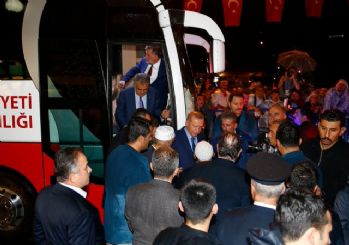 Erdoğan'dan Ayder'deki salıncakları hemen kaldırın talimatı