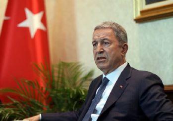 Hulusi Akar'dan güvenli bölge açıklaması: Mutabakat sağlandı