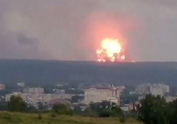 Rusya'da patlama sonrası nükleer sızıntı!
