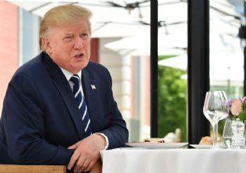 Trump'tan kritik İran ve Çin açıklaması