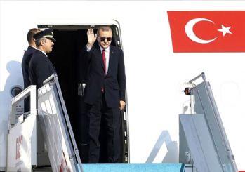 Cumhurbaşkanı Erdoğan, Rusya'da