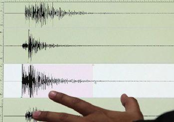 Akdeniz'de 4,6'lık deprem!