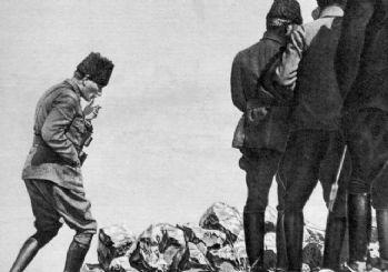 Büyük Taarruz'un az bilinen fotoğrafları!