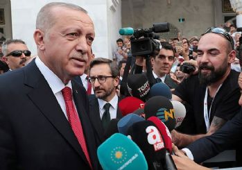 Erdoğan'dan İdlib açıklaması: İstediğimiz noktada değil!