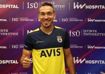 Fenerbahçe'de bir forvet transferi daha!