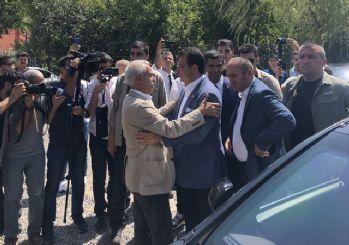 Ekrem İmamoğlu, kayyum atanan başkanlarla görüştü