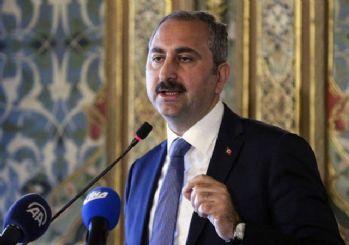 Adalet Bakanı Gül'den Yargı Reformu Strateji Belgesi açıklaması!
