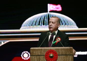 Erdoğan'dan adli yıl açılış törenine katılmayan barolara tepki