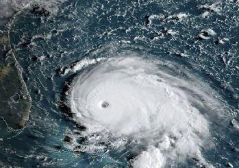 Dorian Kasırgası Bahamaları vurdu! NASA yayınladı