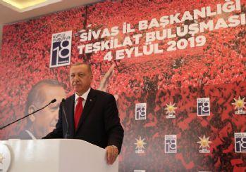 Erdoğan: S400'lerimizi aldık ikinci etabı geliyor