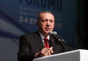 Erdoğan'dan nükleer başlıklı füze açıklaması