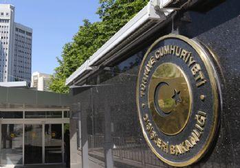 Lübnan'ın Ankara Büyükelçisi, Dışişleri Bakanlığına çağrıldı