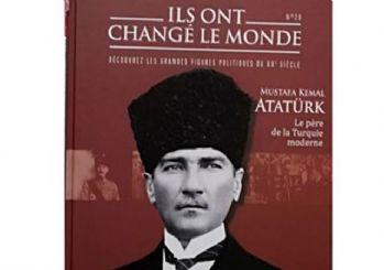 Atatürk konulu dergi yok sattı!