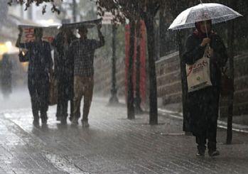 Meteoroloji'den 30 il için sağanak yağış uyarısı