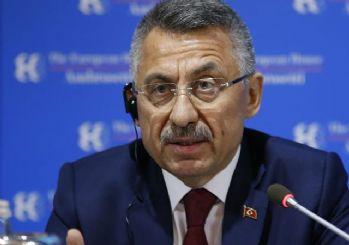 Cumhurbaşkanı Yardımcısı Oktay: Türkiye hiçbir ülkenin bekçisi değil