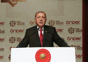 Erdoğan'dan İBB tepkisi: 28 Şubat'ı hatırlatan uygulamalar var!