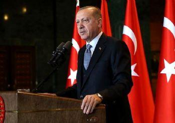 Erdoğan'dan ABD'ye güvenli bölge uyarısı