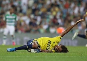 Fenerbahçe'de korkutan sakatlık!