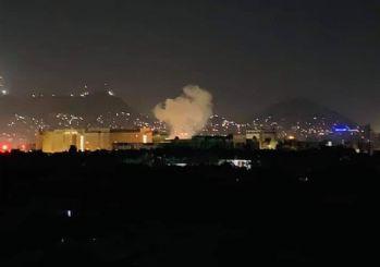 ABD'nin Afganistan büyükelçiliği yakınlarında 11 Eylül yıldönümünde patlama!