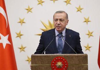 Erdoğan belediye başkanlarıyla buluştu!